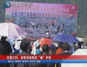 """北盤江村:多彩活動歡慶""""柚""""豐收"""